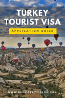 How to Apply for a Turkey Tourist Visa