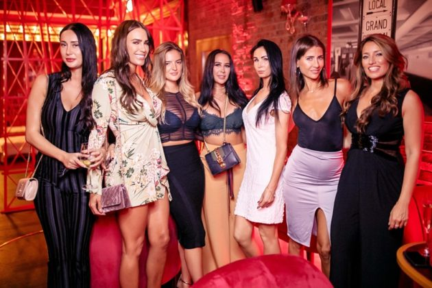 Ladies Night Maison Rouge