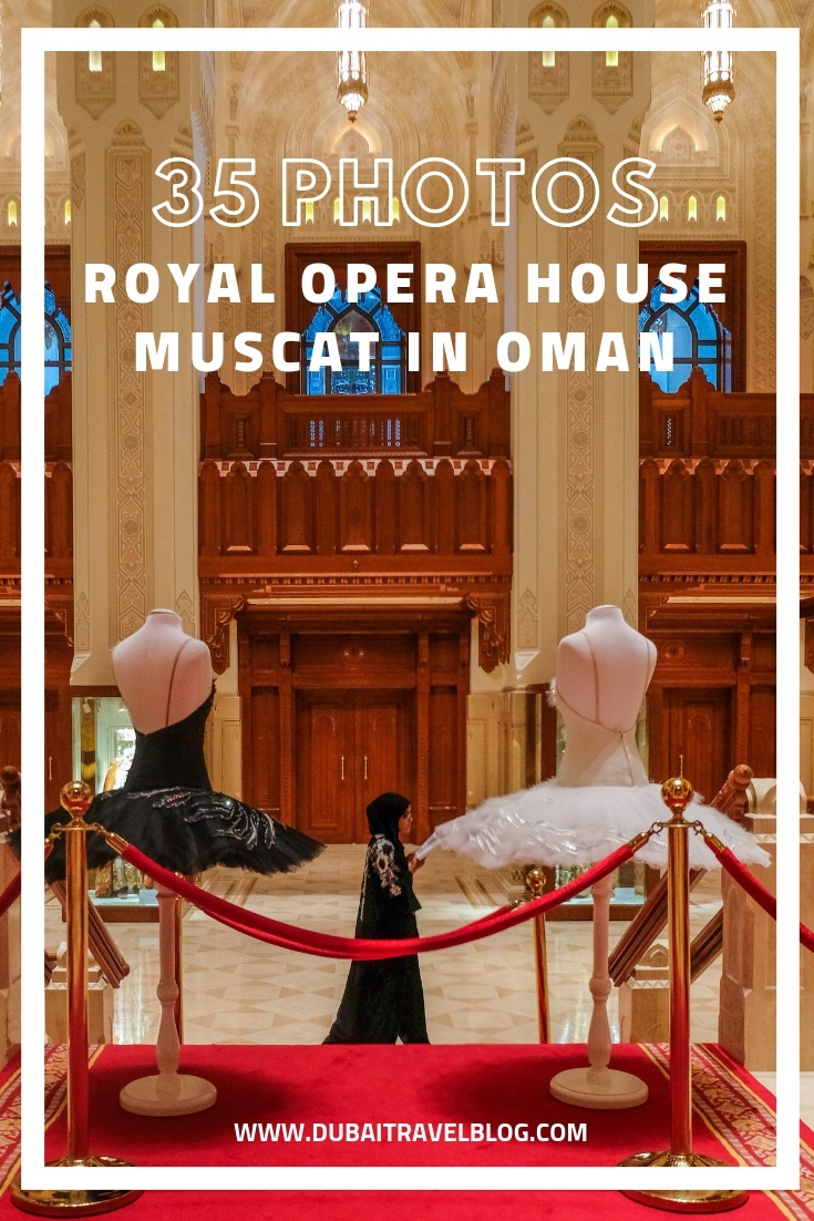 Photos Royal Opera House Muscat Oman