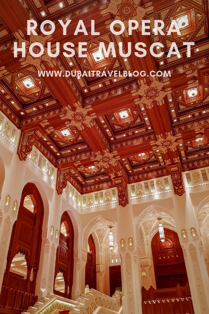 Royal Opera House Muscat photo