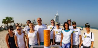 XDubai World Cleanup Day