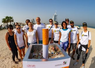 XDubai World Cleanup Day