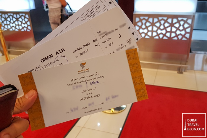 abu dhabi oman air flight tickets