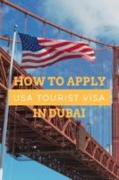 america tourist visa application guide from dubai