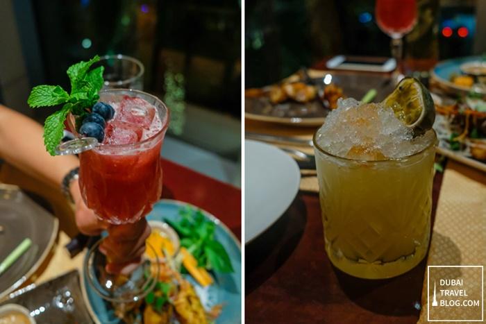 cocktails hoi an restaurant dubai
