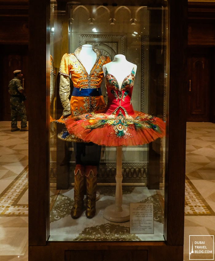 costumes royal opera house oman