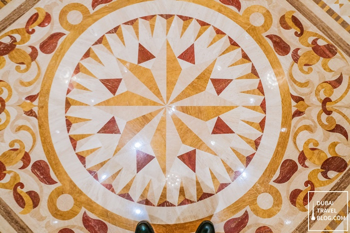 floor royal opera house muscat