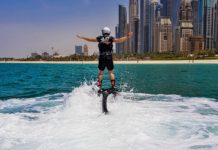 flyboard lesson beginner JBR