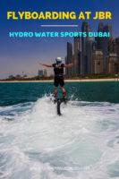 flyboard watersport dubai