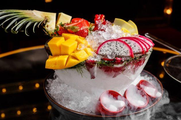 fruit salad maison rouge