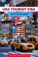 guide USA tourist visa application dubai