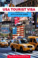 guide USA tourist visa application dubai
