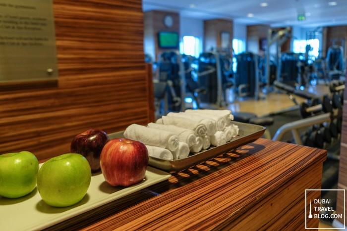 gym fitness center shangrila dubai