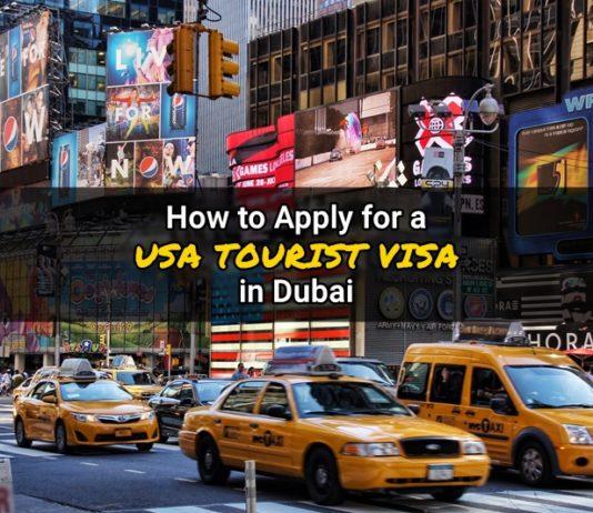 how to apply for a usa tourist visa dubai