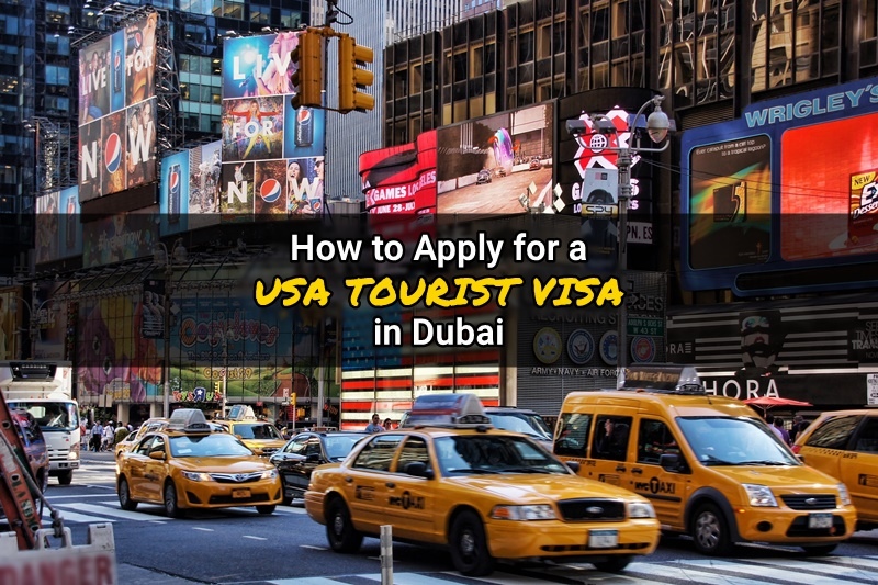 how to apply for a usa tourist visa dubai