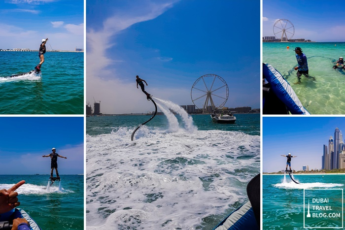 hydro water sports dubai photo