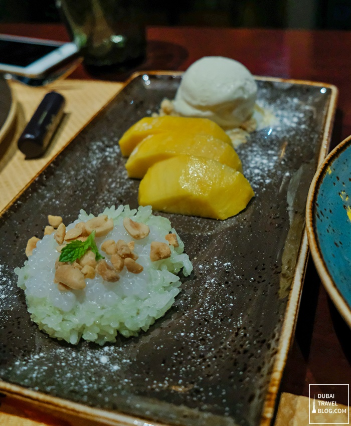 mango sticky rice dubai