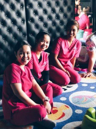 nurses from Sublime Nursing