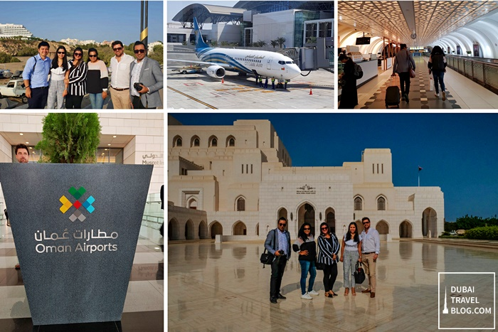 oman air media fam trip