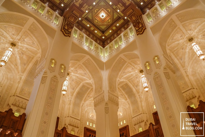royal opera house muscat ceiling