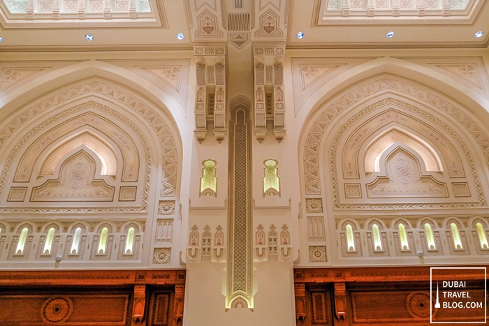 37 Photos Tour Inside The Royal Opera House Muscat In Oman Dubai