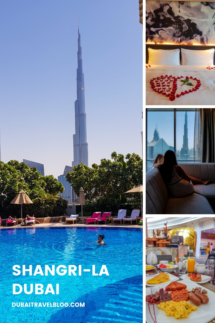 staycation at shangri la hotel dubai