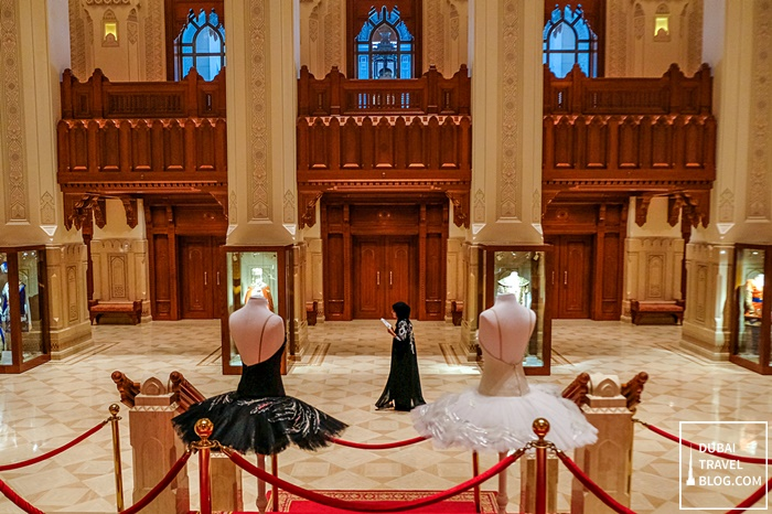the royal opera house muscat oman