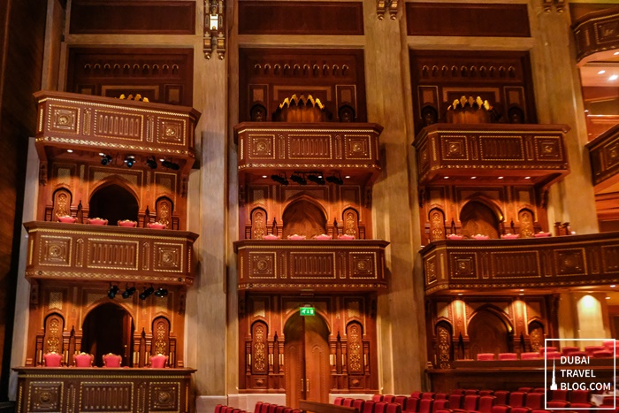 theater at royal opera house muscat oman