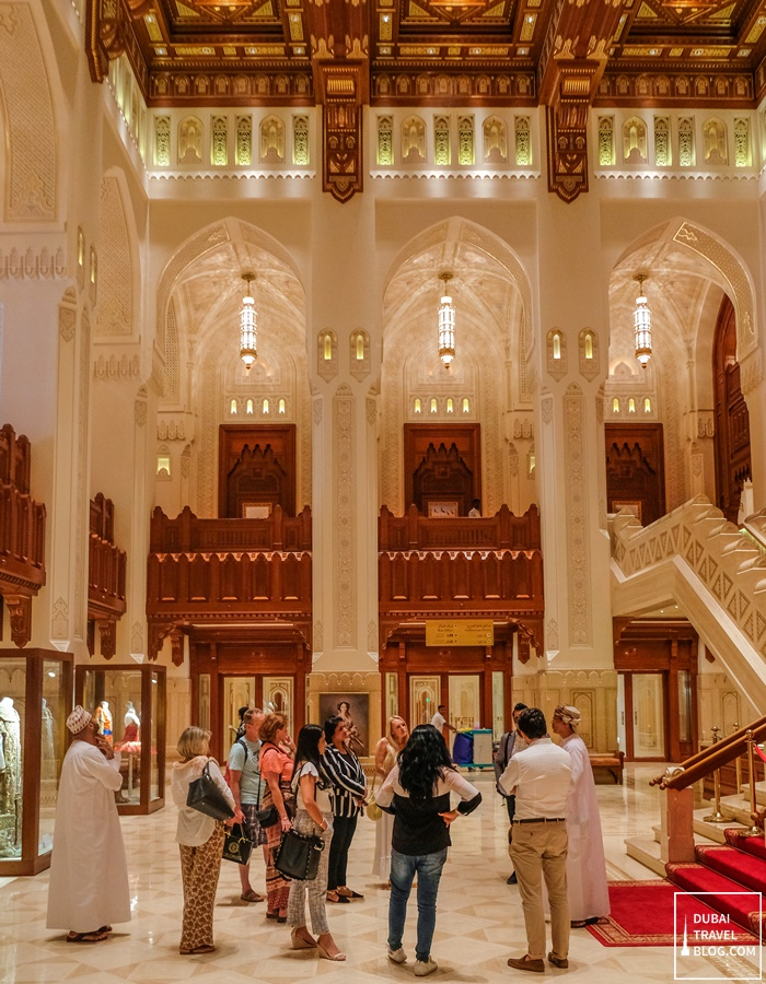 tour royal opera house muscat
