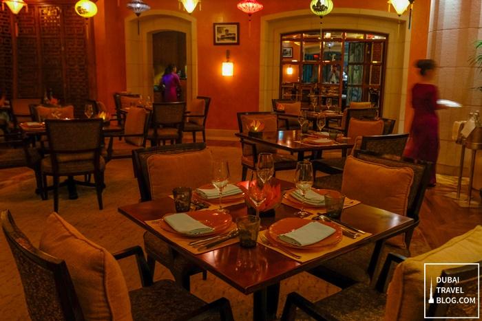 vietnamese restaurant shangrila dubai