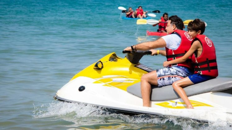 water sports ras al khaimah