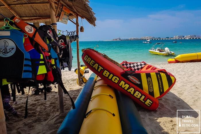 watersports JBR