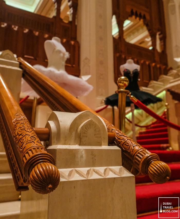 wooden handle bars opera house muscat