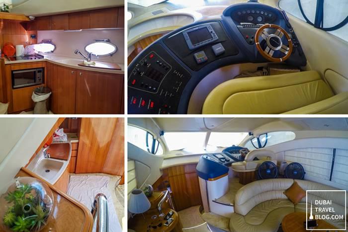 dubai yacht cozmo yachts dubai