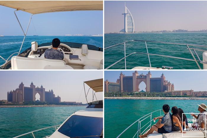 dubai yacht luxury cruise trip