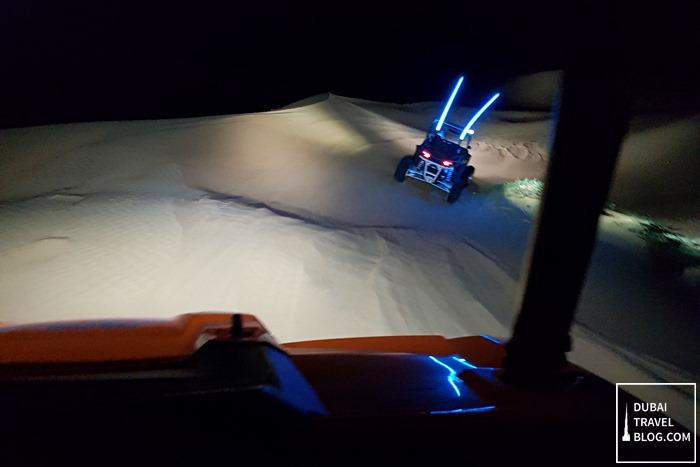 dune buggy extreme desert