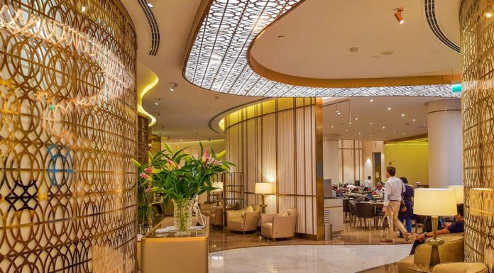 luxury first business class lounge muscat airport