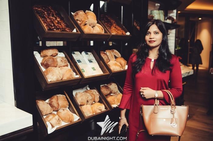 meghana blogger dubai
