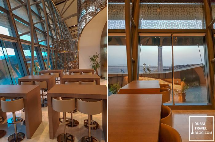 muscat airport private lounge