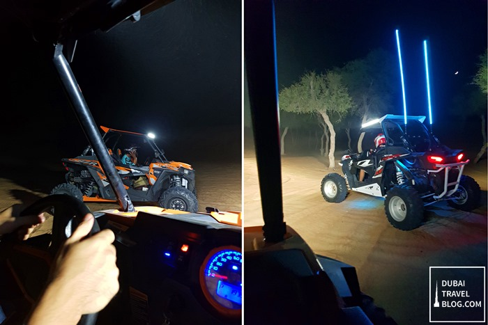 night raid dune buggy dubai