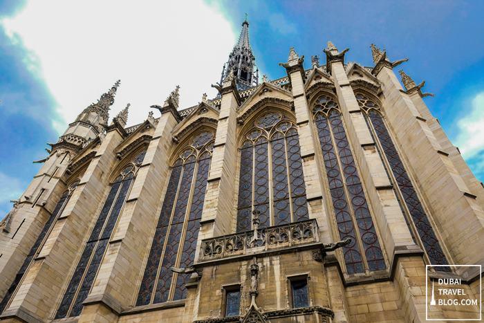 sainte chapelle building
