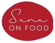 sana on food logo