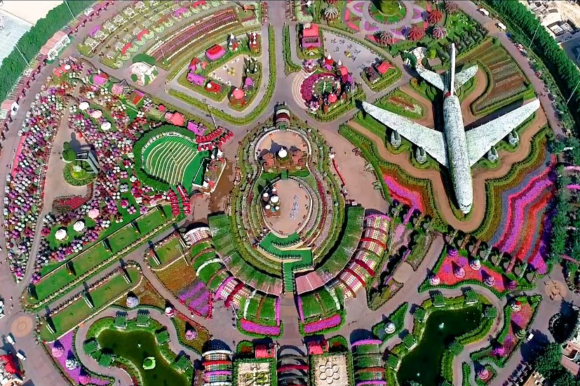 dubai miracle garden picture best