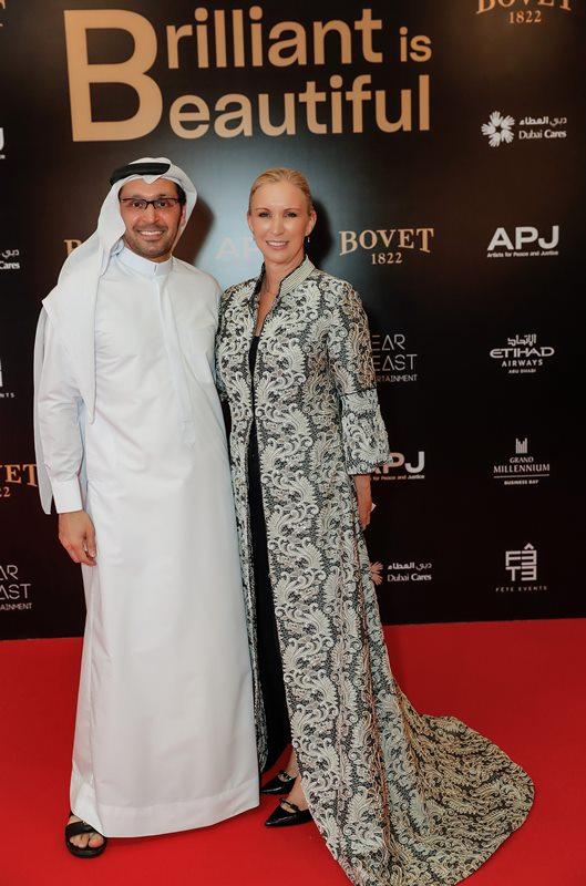 Dubai event brilliant is Beautiful