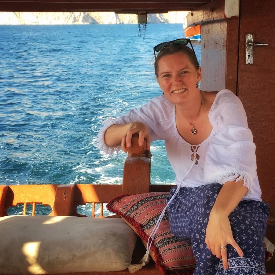 Keri Hedrick - Family Travel Writer