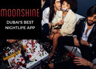 Moonshine App Dubai