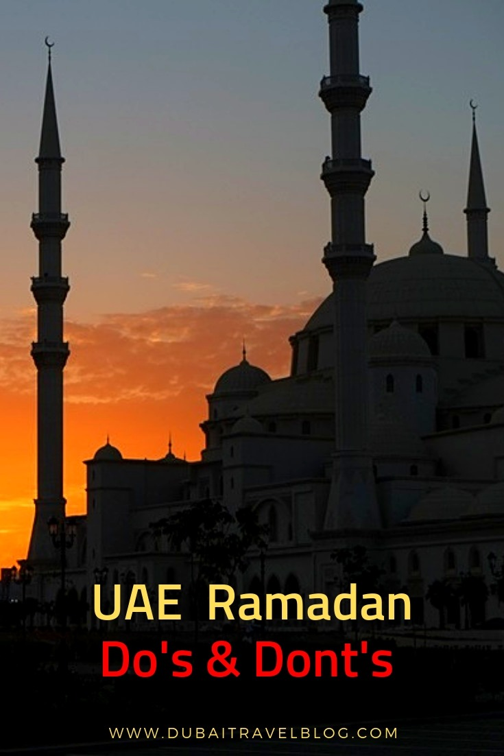 Ramadan Do's and Dont's