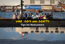 uae dos and donts tips