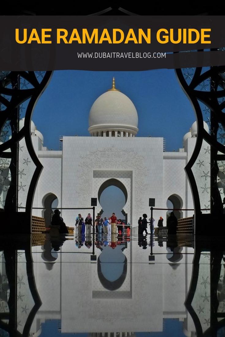 uae ramadan schedule