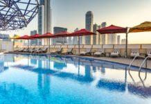 Dubai Leva Hotel sheikh zayed road